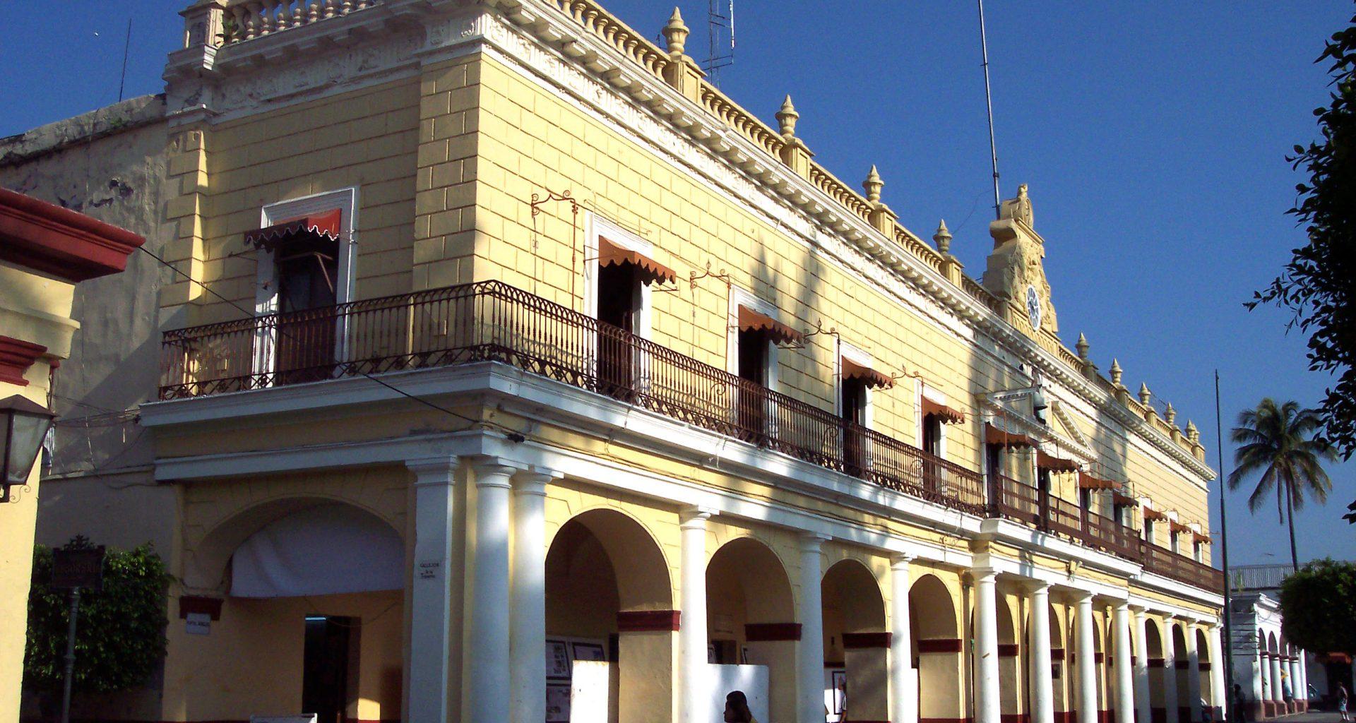 ayuntamiento de Cuautla Morelos