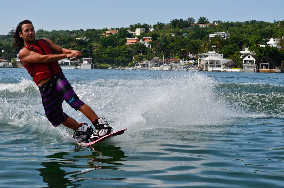 Wakeboard en Tequesquitengo