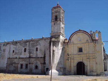 Convento de Jonacatepec