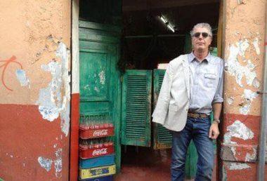 Anthony Bourdain en Cuernavaca