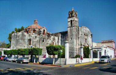 Convento San Diego en Cuautla