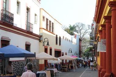 Calle Juan Ruiz de Alarcón