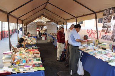 Calle Comonfort en Cuernavaca