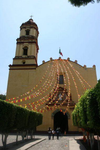 Convento de Jiutepec