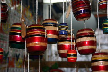 Artesanías en Cuernavaca