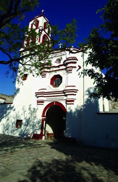 Convento de San Lucas en Mazatepec