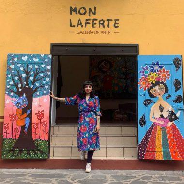 Galeria de Arte Mon Laferte