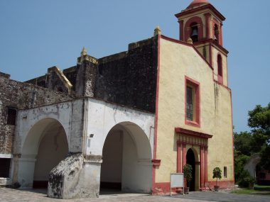Convento de Yautepec