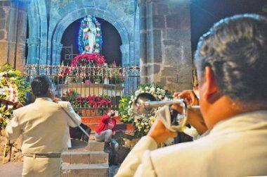 Mañanitas a la Virgen