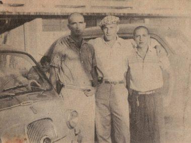 Raúl Cárdenas, Carlos Lara y Agustín Díaz, los pelones del Zacatepec