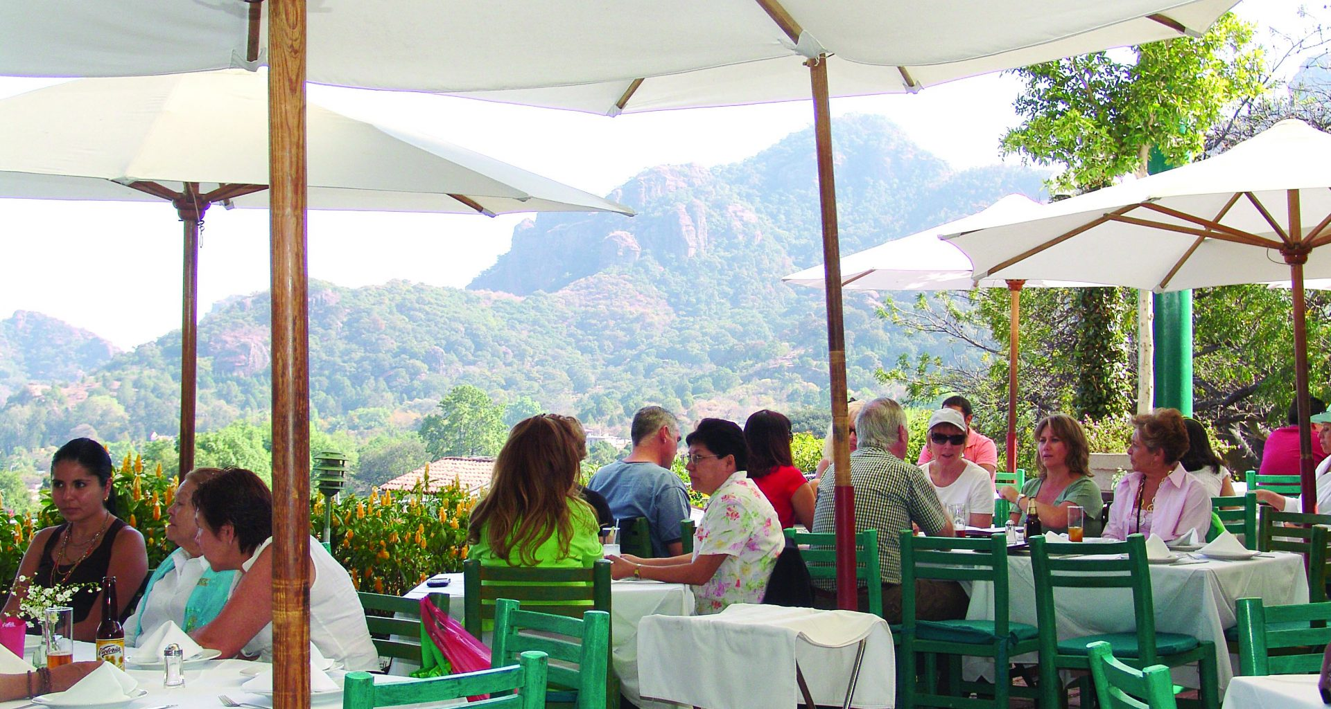 Restaurante Casa Piñón, Tepoztlán