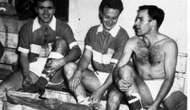 Ernesto Candia, José Antonio Roca y Carlos Turcato