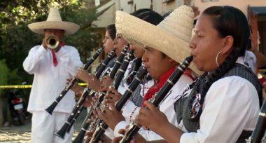 Banda Brígido Santamaría de Tlayacapan