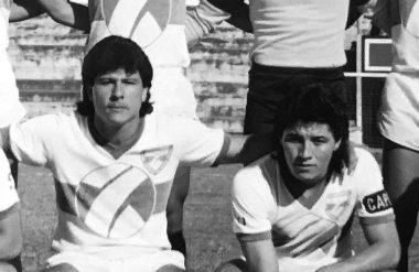Hilario Martinez con Jaime Turbo Ríos